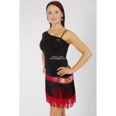 LAURA - třásňové taneční šaty