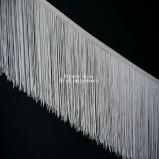 Třásně (18 cm) - bílá