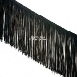 Třásně (18 cm) - černá